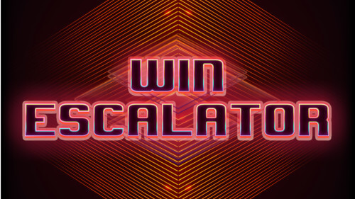 escalator win red tiger gaming