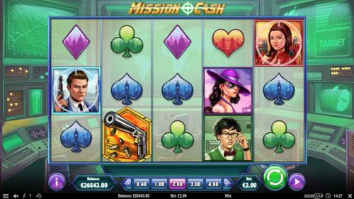 mission cash van play'n go gokkast