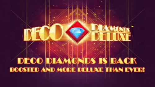 deco diamonds JFTW microgaming gokkast horizontaal logo