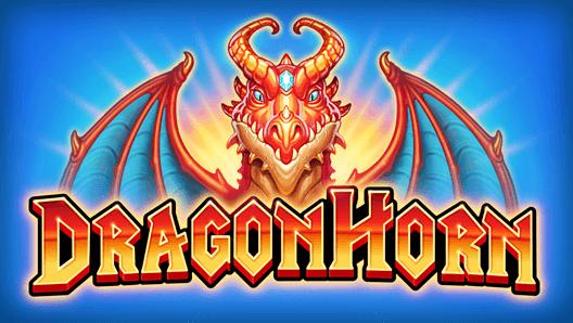 Dragon Horn Horizontaal Logo