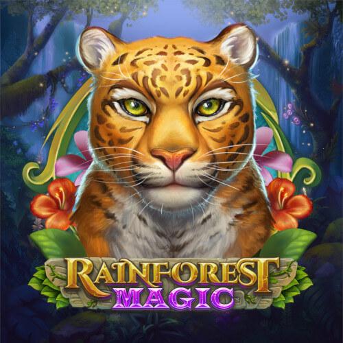 featured logo rainforest magic