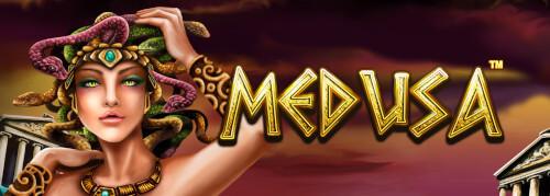 medusa nextgen gokkast logo