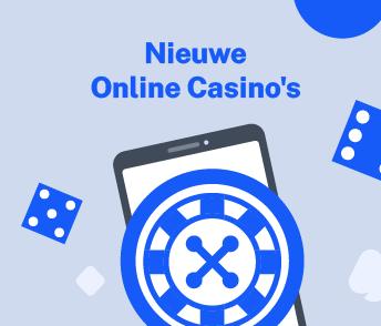Nieuwe casino's met zorg voor jou geselecteerd!