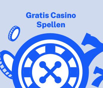 Gratis casino spellen spelen!